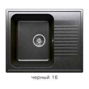 F07 Черный 16