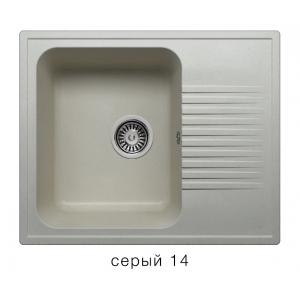 F07 Серый 14