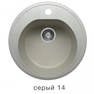F08 Серый 14