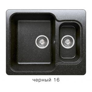 F09 Черный 16